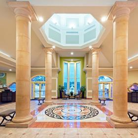 Hilton Grand Vacations Club (HGVC) at SeaWorld Lobby
