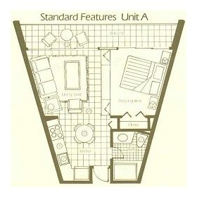 Nordvind Unit Floor Plan