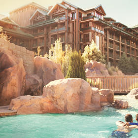 Copper Creek Villas & Cabins at Disney's Wilderness Lodge Pool