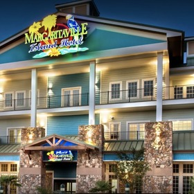 Margaritaville Island Hotel Pigeon Forge — Exterior