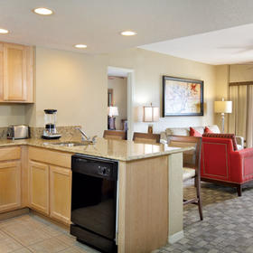 Wyndham Palm-Aire Kitchen