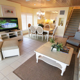Hurricane House Living Area