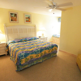 Hurricane House Bedroom