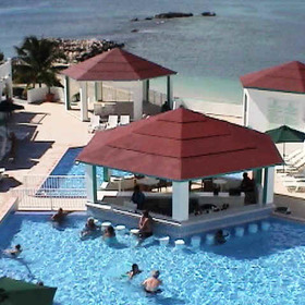 Simpson Bay Resort & Marina - Pool Bar