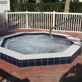 Oyster Pointe Hot Tub