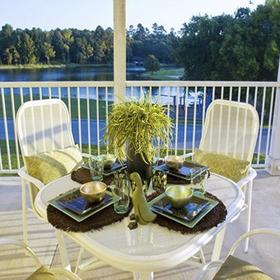 Holiday Inn Club Vacations Piney Shores Resort Balcony