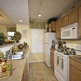 Holiday Inn Club Vacations Piney Shores Resort Kitchen