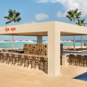 Hyatt Ziva Cancun Pool Bar