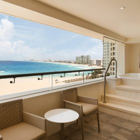 Hyatt Ziva Cancun Balcony
