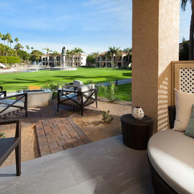 The Phoenician — Patio