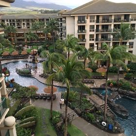 The Westin Kaanapali Ocean Resort Villas — River Pool