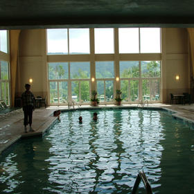 Vacation Village in the Berkshires - Indoor Pool