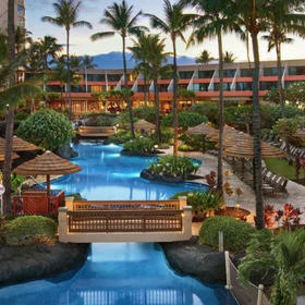 Marriott's Maui Ocean Club — Grounds