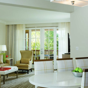 Marriott's Newport Coast Villas Living Area