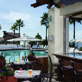 Marriott's Newport Coast Villas — Pool Bar