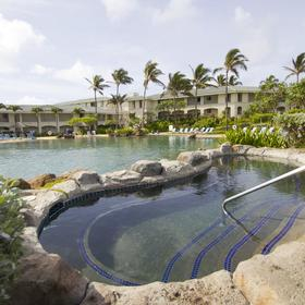The Point at Poipu — Whirlpool Hot Tub