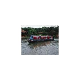Canaltime at Nottingham Castle Marina — Ride down the Canal