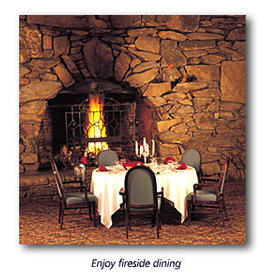 Crowne Plaza Resorts and Vacation Villas of Asheville — - Dining
