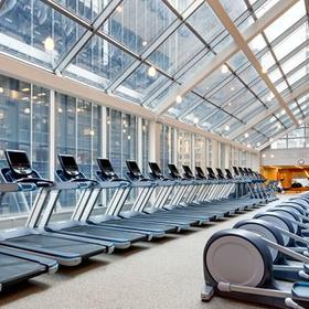 The Residences by Hilton Club — Fitness Center