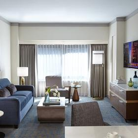 The Residences by Hilton Club — Living Area