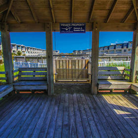 A Place at the Beach - Windy Hill — A Place at the Beach Gazebo