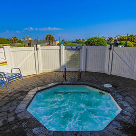A Place at the Beach - Windy Hill — A Place at the Beach Hot Tub