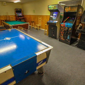 A Place at the Beach - Windy Hill — A Place at the Beach Game Room