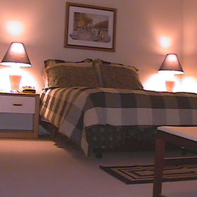 Country Village at Jiminy Peak - master bedroom