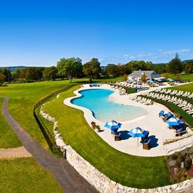 Samoset Resort — Pool Area