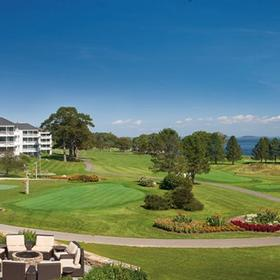 Samoset Resort — Golf Course