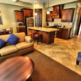 Canyon Villas at Coral Ridge — Living Area