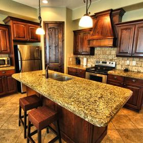 Canyon Villas at Coral Ridge — Kitchen