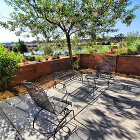 Canyon Villas at Coral Ridge — Patio