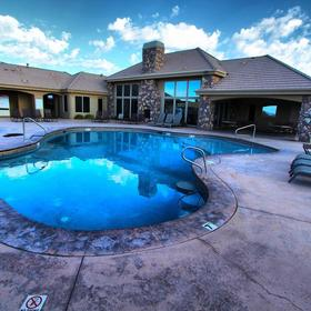 Canyon Villas at Coral Ridge — Pool