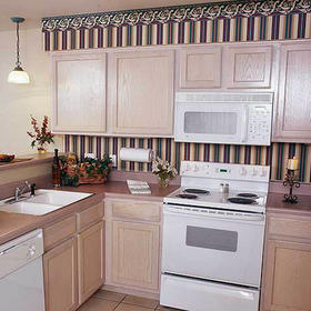Carriage Place Resort — Kitchen