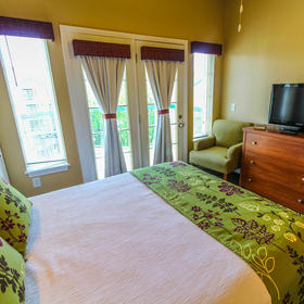Carriage Place Resort — Bedroom