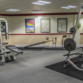 The Cove at Yarmouth — Fitness Center