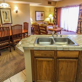 David Walley's Hot Springs Resort and Spa Kitchen
