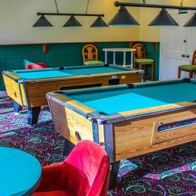 Discovery Beach Resort — Game Room