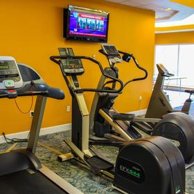 Discovery Beach Resort — Fitness Center