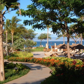 The Westin Kaanapali Ocean Resort Villas Grounds