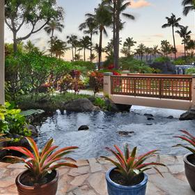 Marriott's Maui Ocean Club Grounds