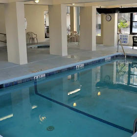 Peppertree by the Sea — Indoor pool