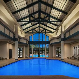 Marriott's Barony Beach Club Indoor Pool