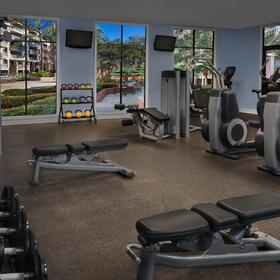 Marriott's Barony Beach Club Fitness Center
