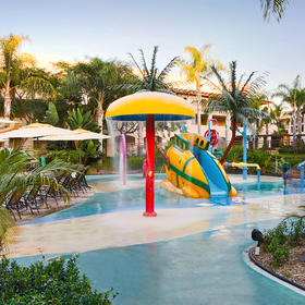 Grand Pacific Palisades Resort Splash Pad
