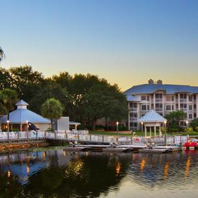 Marriott's Cypress Harbour — Boathouse