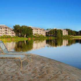 Marriott's Cypress Harbour — Beach Area