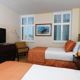 Hilton Grand Vacations Club (HGVC) at Hilton Hawaiian Village Bedroom
