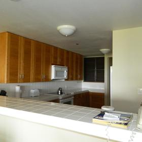 Sands of Kahana Vacation Club Kitchen